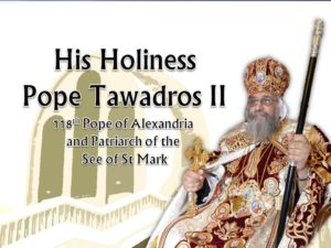 h.h. pope tawadros